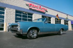 1967 Pontiac GTO Factory Air Conditioning
