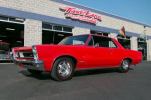 1965 Pontiac GTO Tri Power 4 Speed