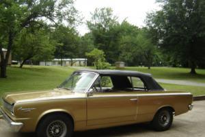 1966 AMC Rambler American 440 Convertible 440