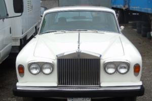 1973 Rolls-Royce Silver Shadow SILVER SHADOW