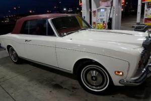 1972 Rolls-Royce Corniche Corniche Photo