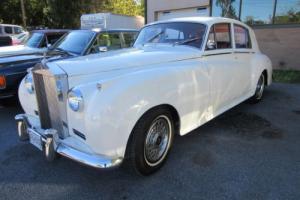 1960 Rolls-Royce Cloud