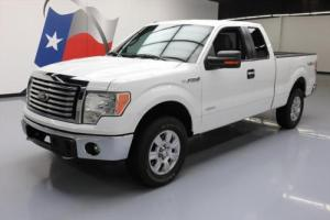 2012 Ford F-150 XLT SUPERCAB 4X4 ECOBOOST 6-PASS