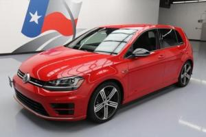 2016 Volkswagen Golf R AWD AUTO LEATHER REAR CAM