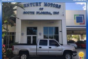 2006 Chevrolet Silverado 2500 LT1 4WD 1 Owner Accident Free CPO Warranty
