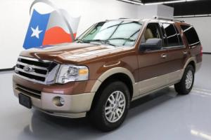 2012 Ford Expedition XLT 7PASS VENT LEATHER SUNROOF