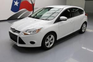 2014 Ford Focus SE HATCHBACK CRUISE CTRL ALLOYS Photo