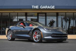 2014 Chevrolet Corvette 2dr Coupe w/3LT