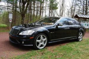 2007 Mercedes-Benz S-Class S65 S65 S600 S 63 65 600 Photo