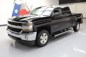 2017 Chevrolet Silverado 1500 LT CREW 4X4 LEATHER NAV