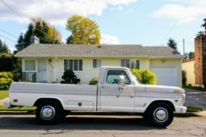 1968 Ford F-250 SUPER CLEAN ALL ORIGINAL F-250 MUST SEE NO RESERVE