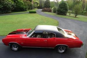 1970 Chevrolet Chevelle SUPER SPORT REPLICA