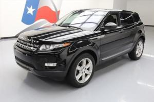 2015 Land Rover Evoque PURE PLUS AWD PANO ROOF NAV