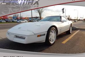 1988 Chevrolet Corvette Base 2dr Hatchback Hatchback 2-Door V8 5.7L