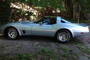 1982 Chevrolet Corvette Sting Ray