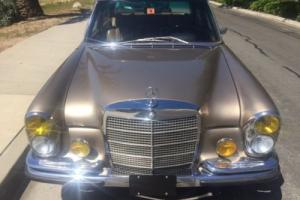 1968 Mercedes-Benz 300-Series