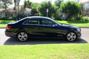 2016 Mercedes-Benz E-Class --