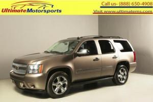 2011 Chevrolet Tahoe 2011 LTZ NAV DVD SUNROOF LEATHER HEAT/COOL SEATS