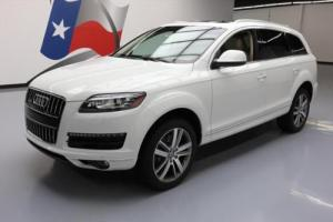 2014 Audi Q7 3.0 QUATTRO TDI PREM PLUS DIESEL PANO NAV! Photo