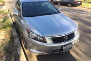 2008 Honda Accord LX-P