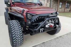 2010 Jeep Wrangler JK