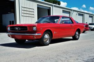 1965 Ford Mustang  289 factory 4spd  FREE SHIPPING WITH BUY IT NOW