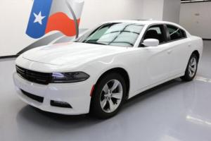 2015 Dodge Charger SXT V6 HEATED SEATS SUNROOF