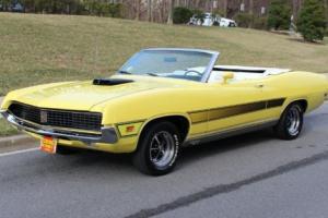 1971 Ford Torino --