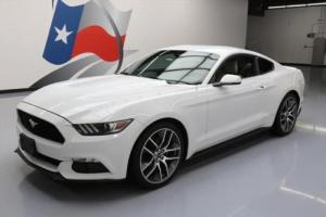 2015 Ford Mustang ECOBOOST PREMIUM 6-SPEED NAV Photo