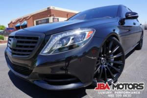 2014 Mercedes-Benz S-Class 14 S550 S Class 550 Sedan ONLY 36k Miles!