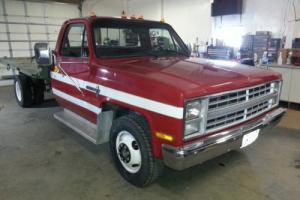 1987 Chevrolet C/K Pickup 3500 Photo