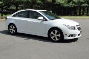2011 Chevrolet Cruze 2LT RS Package