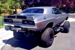 1972 Dodge Challenger custom