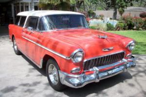 1955 Chevrolet Nomad Photo