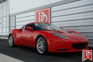2011 Lotus Evora 2+2 Coupe