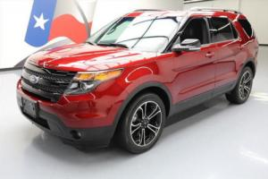 2015 Ford Explorer SPORT ECOBOOST AWD SUNROOF NAV