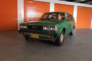 Toyota corona WAGON suit datsun corolla AIRCON NSW rego manual GREAT CONDITION