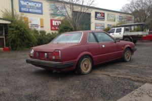 HONDA PRELUDE 1980 4CYL MAN SUIT RESTO OR PARTS
