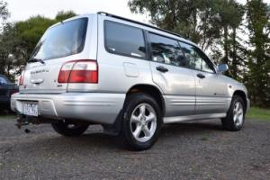 2001 subaru forester gt ej20 turbo shortmotor Photo
