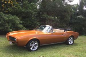 1967 Pontiac Firebird Convertible Resto Mod LS1 RHD Photo