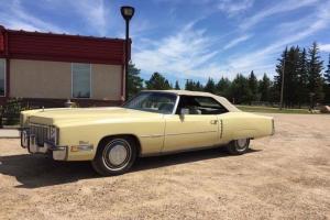 Cadillac: Eldorado Convertible | eBay Photo