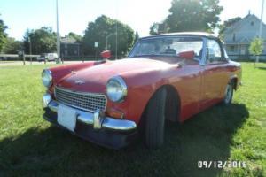 1969 Austin Healey Sprite MKIII