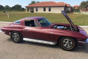 1966 Chevrolet Corvette Coupe 4spd 327 NCRS Top Flight Bloomington Gold