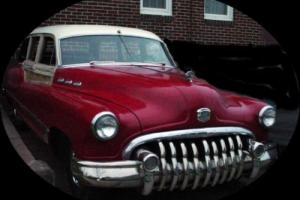 1950 Buick Other SUPER ESTATE WAGON Photo