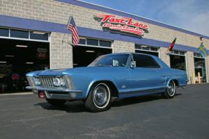 1963 Buick Riviera 48K Original Miles Photo