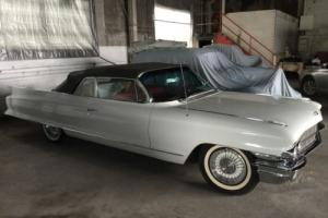 1962 Cadillac Other Convertible Photo