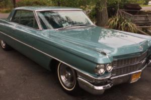 1963 Cadillac DeVille Photo