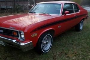 1973 Chevrolet SS