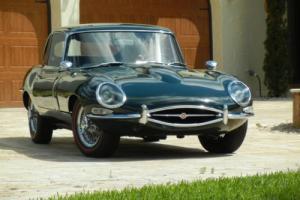 1967 Jaguar E-Type XKE 2+2 Coupe Automatic Runs Great! Nice Floors! Photo