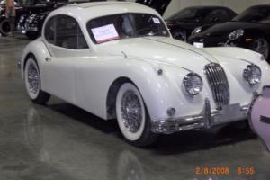 1957 Jaguar XK Photo